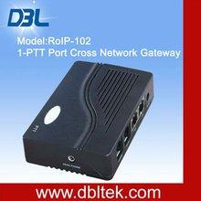 DBL ROIP Gateway ROIP-102 /gsm to lan adapter /gsm to ip converter