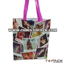 Customized pp nonwoven shopping bag