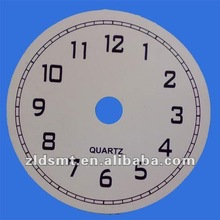 chemical etching clock dails factory