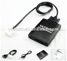 Digital music changer for usb sd car mp3 adapter(Yatour YT-M06)
