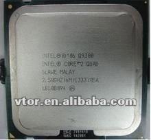 Used INTEL CORE 2 QUAD cpu Q9300/SLAWE 2.5GHz 6MB LGA775 for desktop