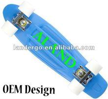 2012 PENNY NICKEL SKATEBOARD,Longboard skateboard(OEM Design)