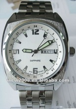 automatic mechanical watches for men 2012 stainless steel case& band