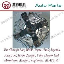 MITSUBISHI CANTER Engine 4D31,4D33,4D34,4D35, OEM ME-013415,ME-013416,ME-013418 Cooling Fan, Fan Clutch