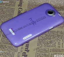 Skin for HTC One X.For One X SKin.Candy Colored TPU Skin For One X.