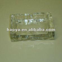 2012 Clear Rectangle Acrylic Ashtray