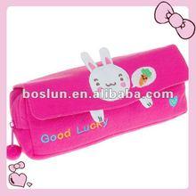 hotsale School stationery zip pencil bag