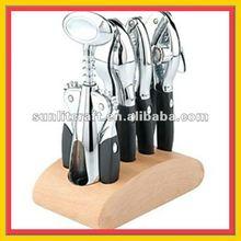 Wine opener set for promotion