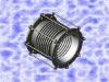2012good quality flexible metal gas connection hose