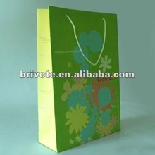 2012 customize french fires paper bag