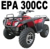 300CC 4X4 ATV EEC & EPA APPROVED(MC-371)