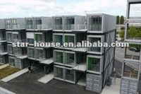Prefabricated hotel building (certified by CE,B.V.,CSA,AS)