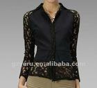 elegant blouse sexy 2012 for women ladies yellow