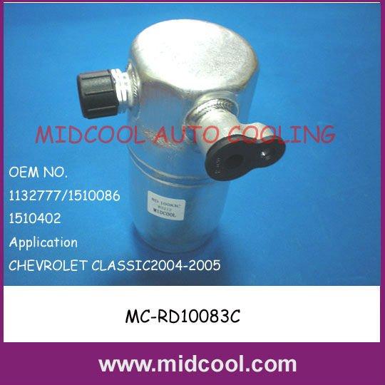 (33212) receptor secador/acumulador para chevrolet classic 2004-2005