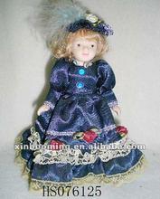 """6 """" moda cerâmica boneca para a decoração Home brinquedos menina"""