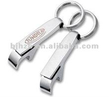 New design personalized metal bottle opener keychain