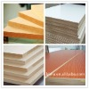 raw MDF/laminated MDF/colored MDF