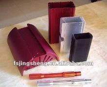 Aluminium shell, case,box,cover, housing, profile extrusion