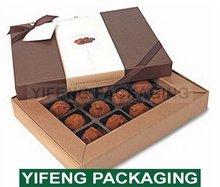 2012 hotsale! WONDERFUL CHOCOLATE Box and Packaging
