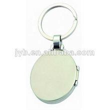 Oval shaped digital photo frame key chain(JYB--kp003)