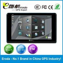 """5"""" Portable GPS Navigation, Atlas V ,DDR2 128MB,800*400pixels"""