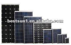 pv solar panel 130W 150W 200W 220W 300w