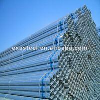 Furniture Square And Rectangular Pre Galvanized Steel Pipe