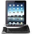 ergonómico teclado bluetooth plegable para el ipad y el iphone