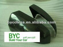 Carbon Fiber Rear Mirror Cover, Carbon Fiber Accessory for BMW X6