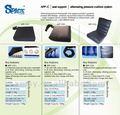 Pressão alternada colchão de ar para cadeirante c01-c03