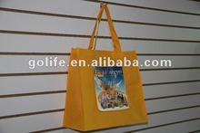 foldable Non-woven supermarket shopping bags,High Quality Folding nonwoven shopping bags,foldable eco-friendly nonwoven gift bag