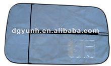 2012 newest designDustproof Foldable garment bag plastic cover for dress