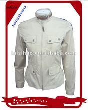 2012 ladies new fashion design military jacket