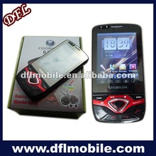 "3.0""touch screen dual sim big speaker 2012 new cell phone Y300-2"