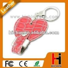 heart shape usb memory 4gb