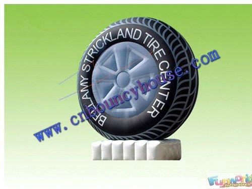 Inflatable tire advertising,Tire inflatable model (ADV-185)