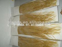Braid in Blonde Indian Human Hair Weaves