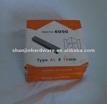 picture frame wedges v-nails v-nail v nails Fasteners, AL style Alfamacchine Minigraf 15mm Sharp Grind for soft wood&MDF