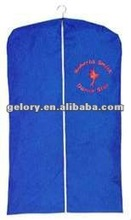 wholesale 2012 popular polyester/pvc/peva suit cover from yiwu