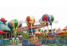2012 The Newest Amusement Park Ride Samba Balloon