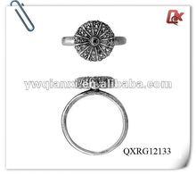 2012 diamond new design finger ring (QXRG12133)