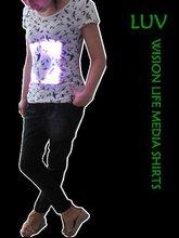 2012 LUV wision life media led battery light