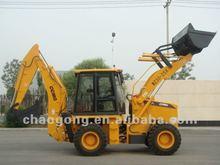 *WZ30-25 mini articulated backhoe loader,Cummins or CAT engine