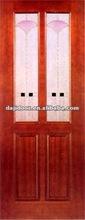 Solid Wood Double Glazed Interior Doors Design DJ-S5421