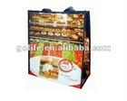 Eco Friendly Reycled PP Non Woven bags/Logo Printed Eco PP Non Woven bags/Custom PP Non woven bags For Promotion