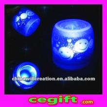 Magic candle projector led