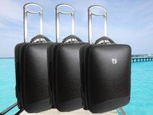 Imitation Leather Trolley Luggage Case 2012