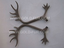 reindeer antlers, horn, reindeer antlers decoration, reindeer horn as spare part, artificial reindeer antlers