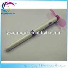 Fan pen,Promotion fan pen ,metal pen with fan