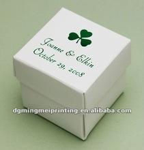 Christmas apple gift box